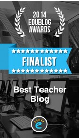 The EduBlog Awards 2014 Finalist
