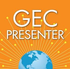 GEC 2014 Presenter
